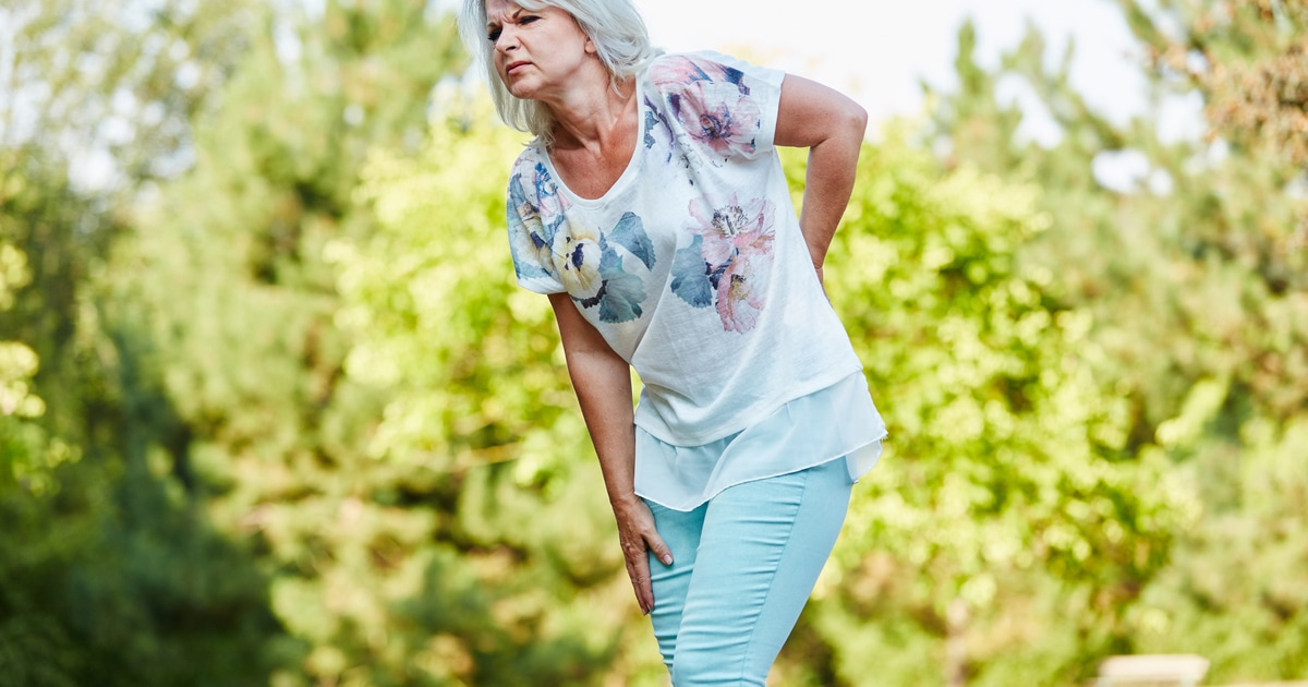 woman needs chronic pain management in memphis tennessee